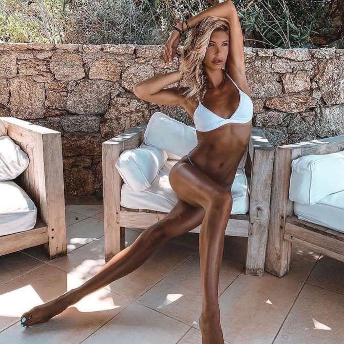 Анастасия Тукмачева фото со светлыми волосами