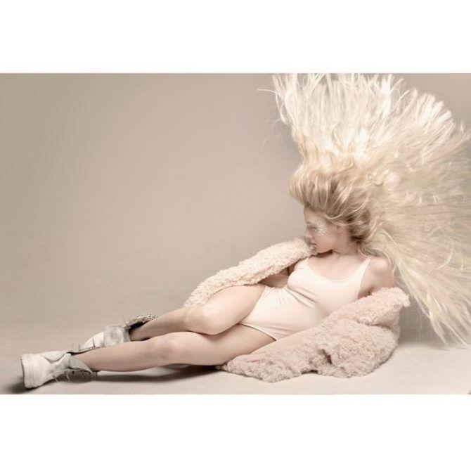Алёна Михайлова фотосессия с причёской