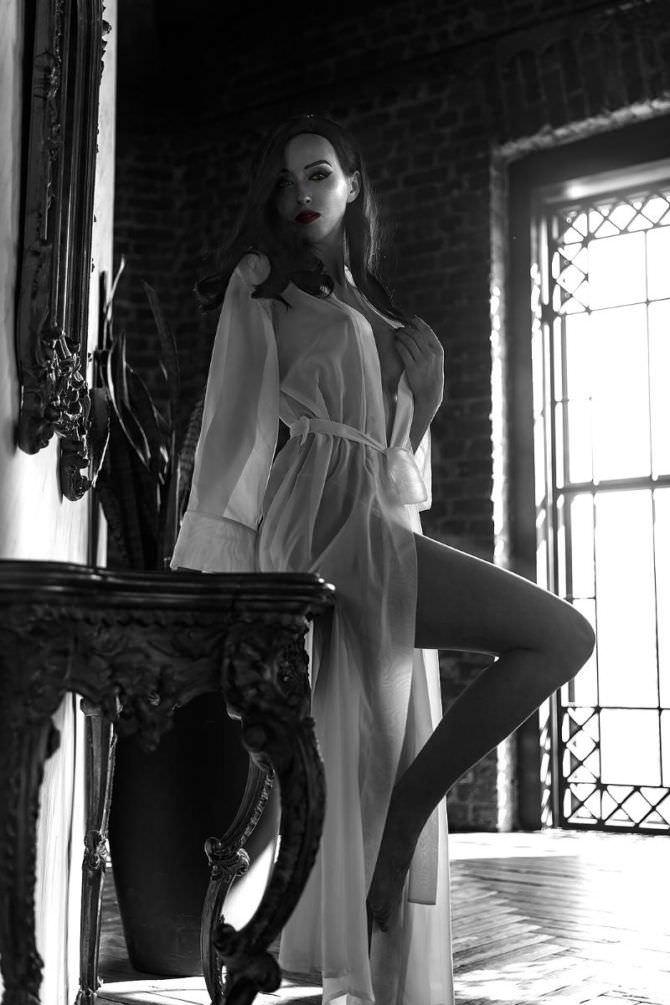 Елена Самко фото в образе из города грехов