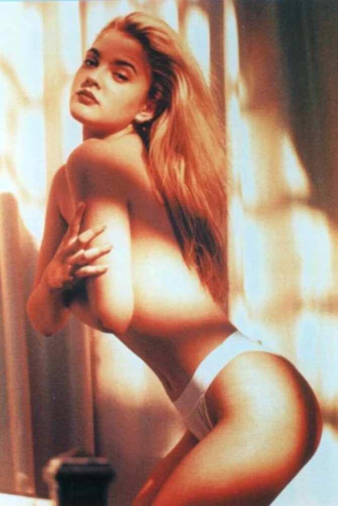 Дрю Бэрримор откровенное фото молодой актрисы