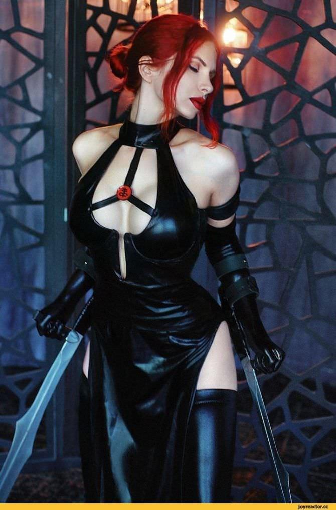 Елена Самко фотография в образе из игры