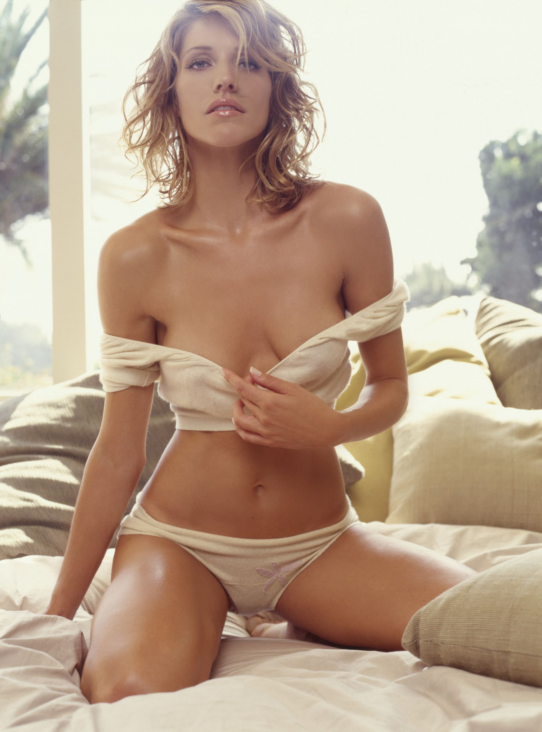 Tricia helfer nude in ascension