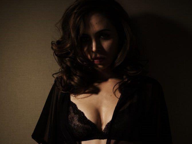 Элиза Душку красивое фото из журнала