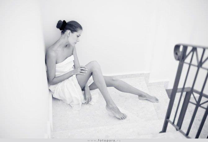 Татьяна Высоцкая красивое откровенное фото