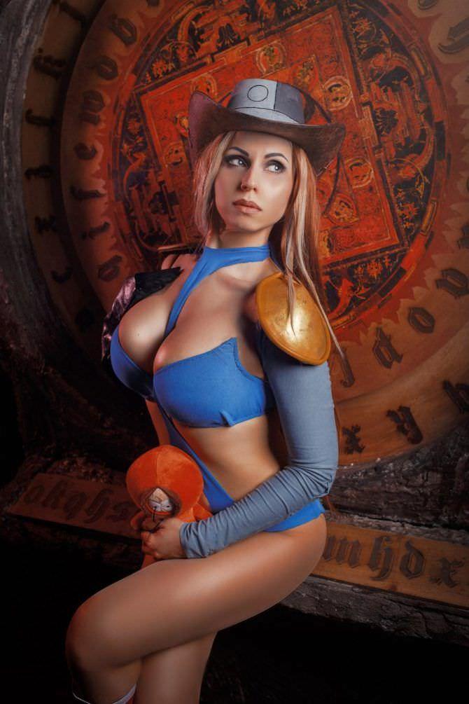 Елена Самко фото косплея из мультфильма