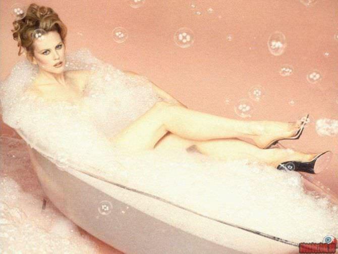 Николь Кидман фото в ванне с пеной
