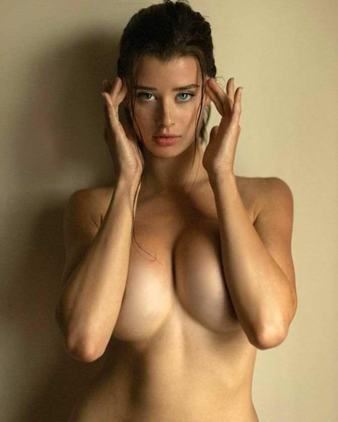 Сара Макдэниэл откровенная фотосессия без одежды