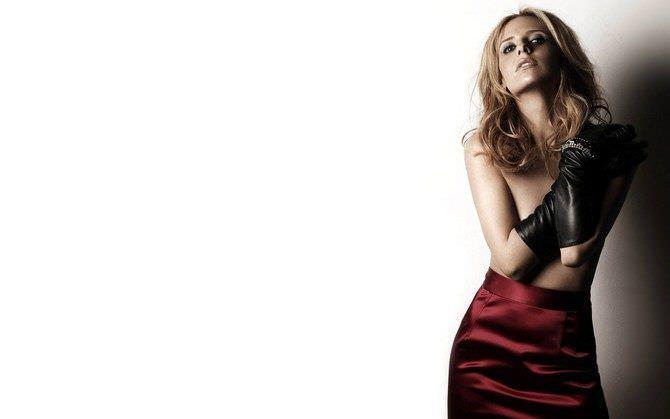 Сара Мишель Геллар фотография в журнале максим 2007