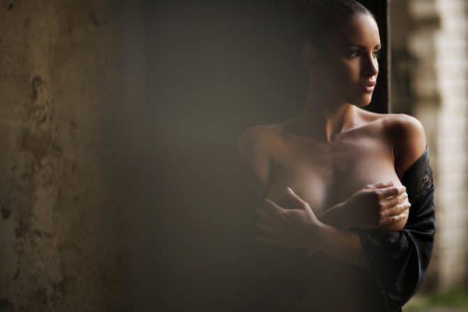 Люсия Яворчекова фото в дымке
