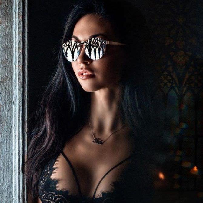 Анастасия Тукмачева фото в солнечных очках