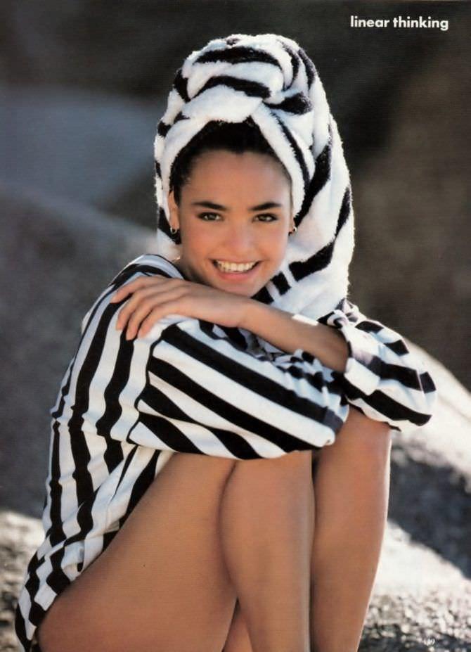 Талиса Сото фотография в журнале в молодости
